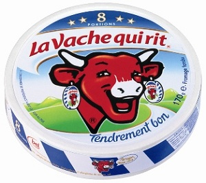 LA VACHE QUI RIT - Fromage - 8 PORTIONS