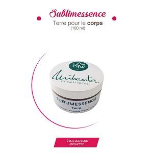 Mihanta cosmetique - TERRE SUBLIMESSENCE-CORPS 100ml