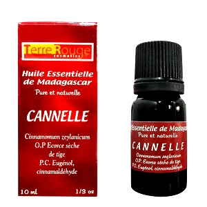 TERRE ROUGE - Huile Essentielle Cannelle