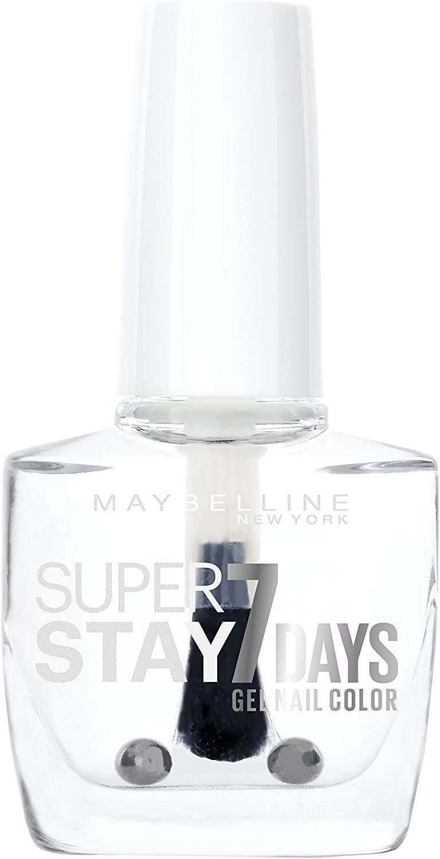 Maybelline - Vernis à ongles Superstay 7 days - Base transparente 25