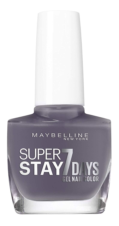 Maybelline - Vernis à ongles Superstay - Gris pastel béton 909