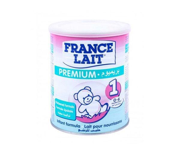 france lait - lait infantile premium 1er âge - 400g