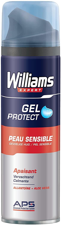 Williams - Gel à Raser Peau Sensible - 200 ml