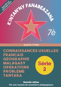 Sujet type cepe 6eme - Serie 2 (numerique)