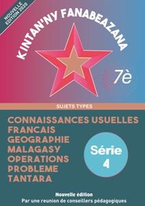 Sujet type cepe 6eme - Serie 4 (numerique)