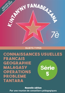 Sujet type cepe 6eme - Serie 5 (numerique)