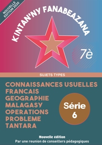 Sujet type cepe 6eme - Serie 6 (numerique)