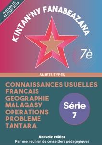 Sujet type cepe 6eme - Serie 7 (numerique)