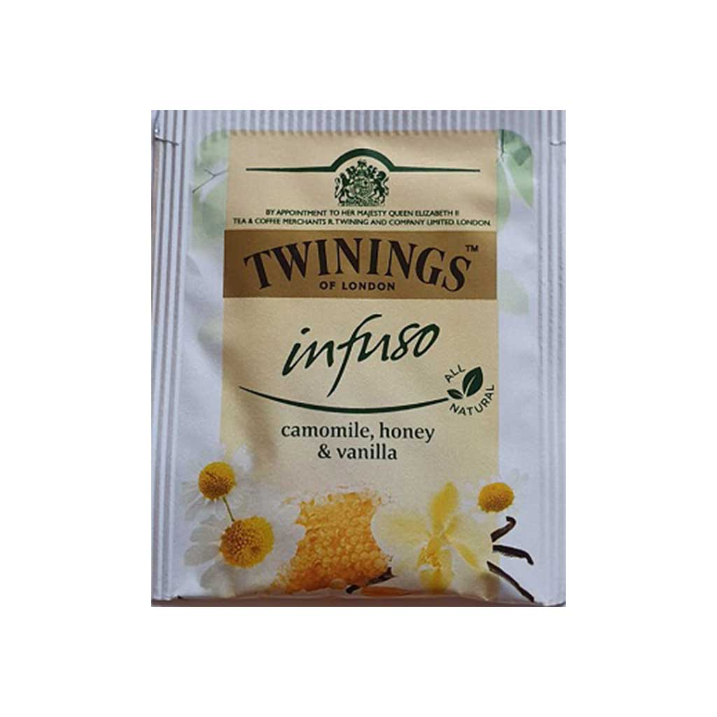 The Twinings - camomile , miel , vanille - 10mg
