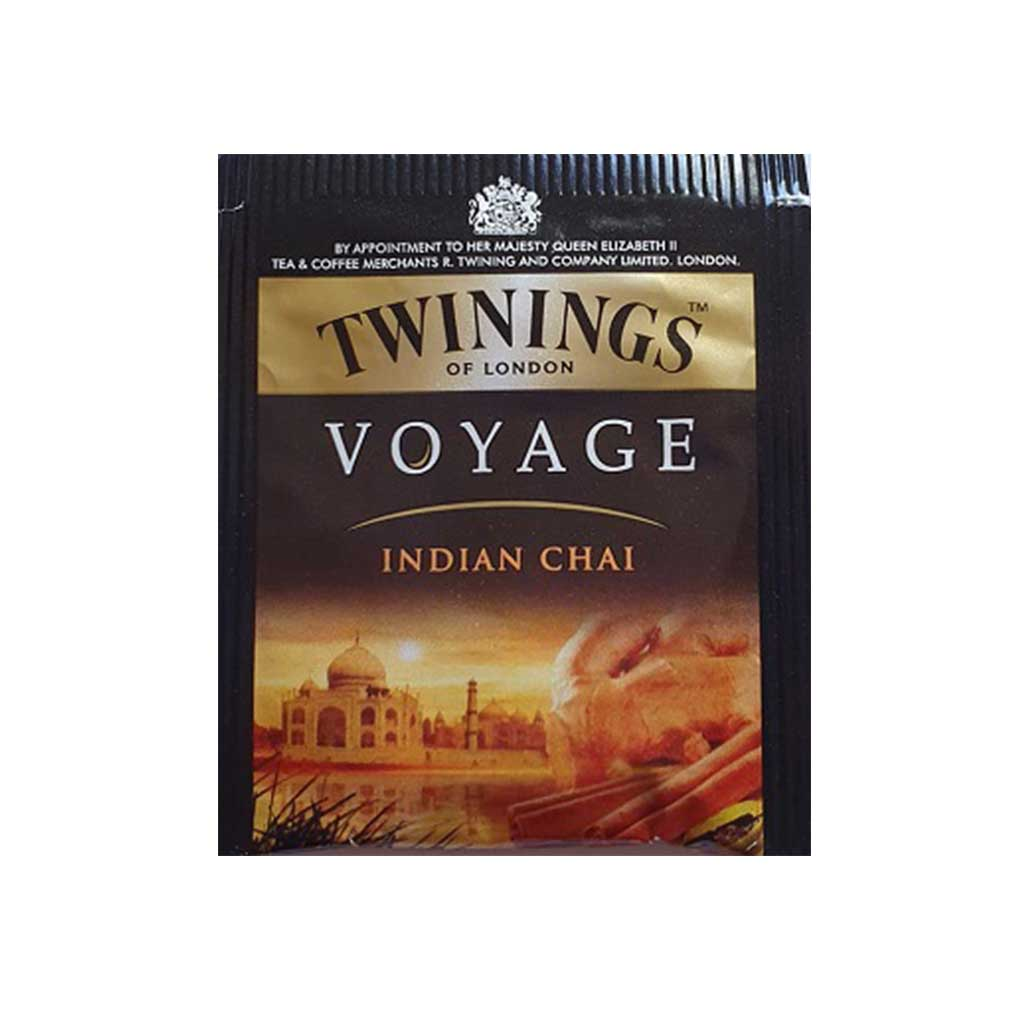 The Twinings - chai indien - 10mg