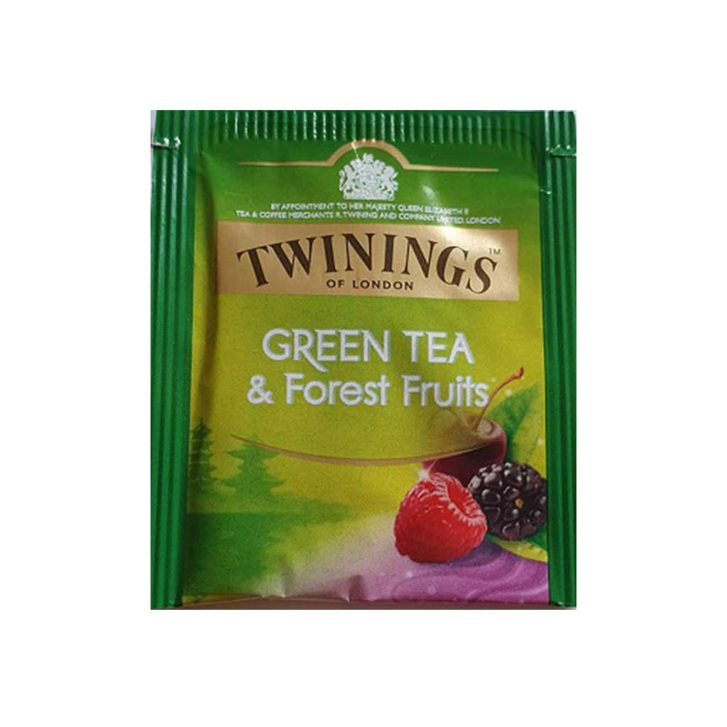 The Twinings - fruits des bois - 10mg