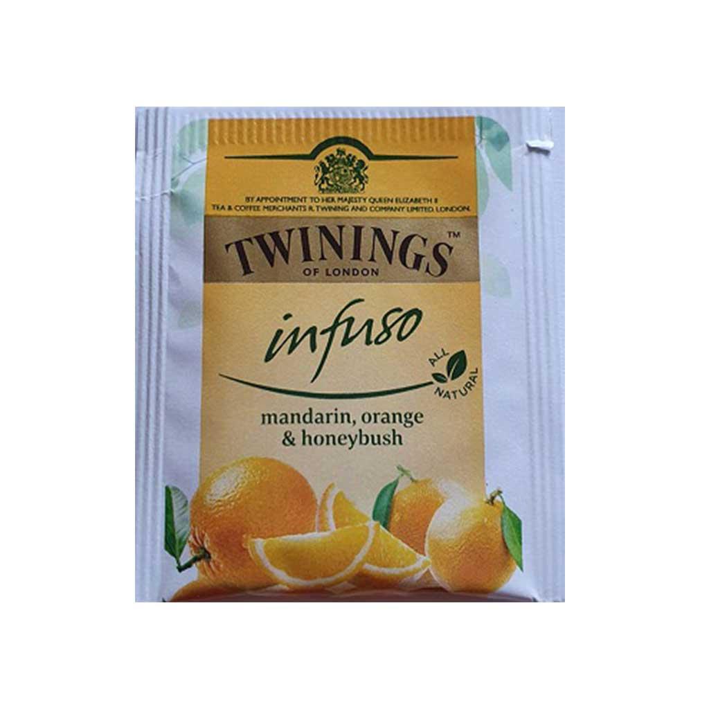 The Twinings - mandarine, orange, miel - 10mg