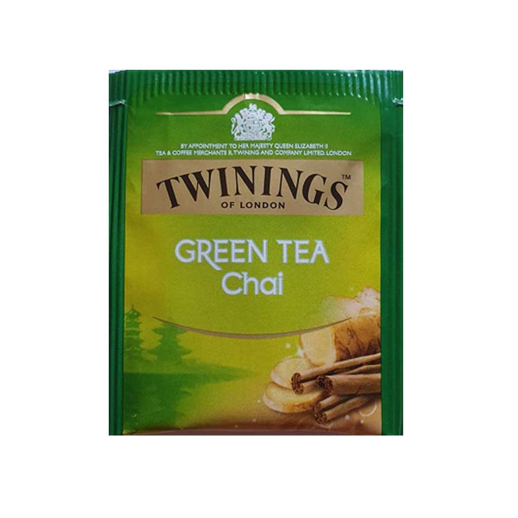 The Twinings - thé vert chai - 10mg