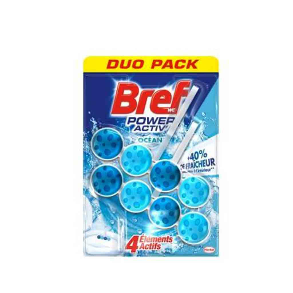 Bref - Nettoyant WC Duo Pack - Ocean