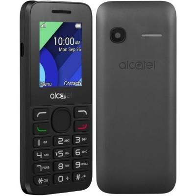 Alcatel - 1054D Double sim - Noir+Gris charbon