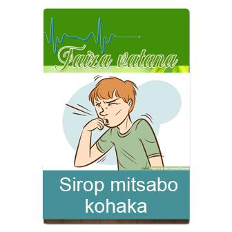 Sirop mitsabo kohaka