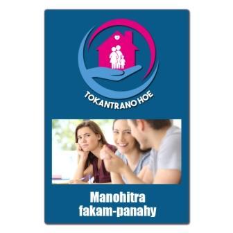 Manohitra fakampanahy