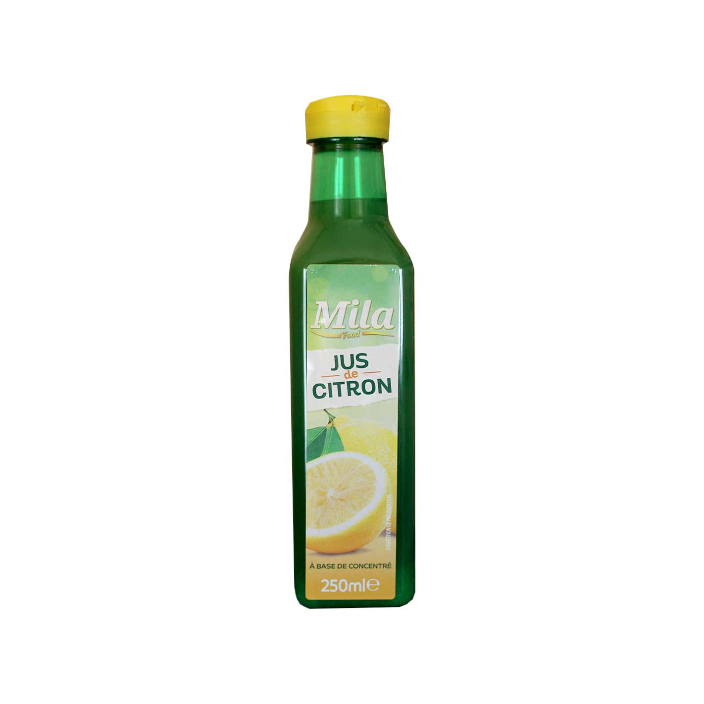 Mila - Jus de citron - 250 ml
