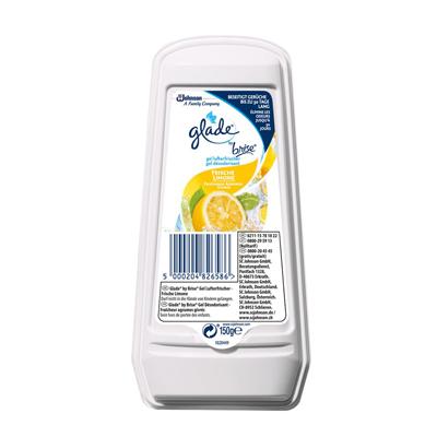 Glade - Gel désodorisant Orange & Jasmin - 150g