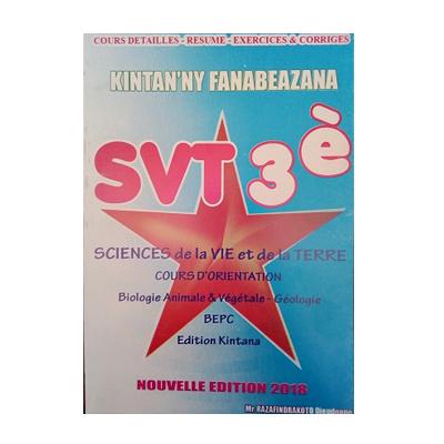 Kintana - SVT 3eme