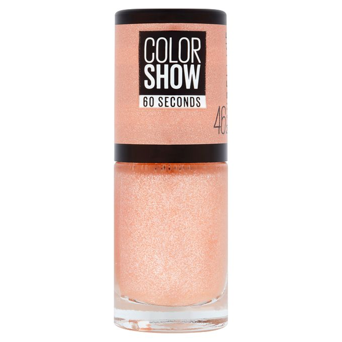 Maybelline - Vernis à ongles Colorshow (46) - Rose Colle pailletée