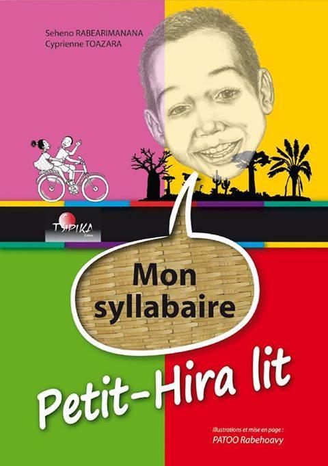 Petit-Hira Lit - Mon Syllabaire - 123 Pages
