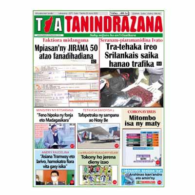 TIA TANINDRAZANA 23-06-2020