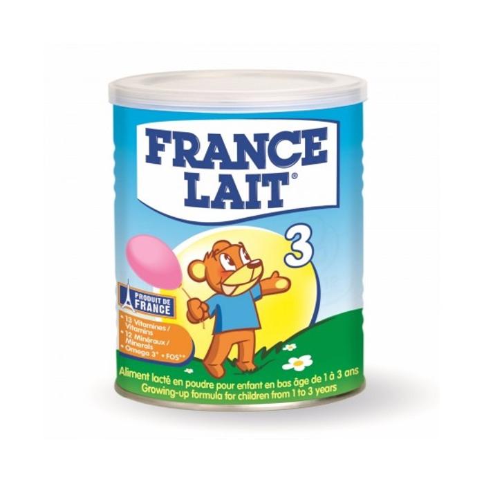 france lait - lait infantile 3ème âge - 400g