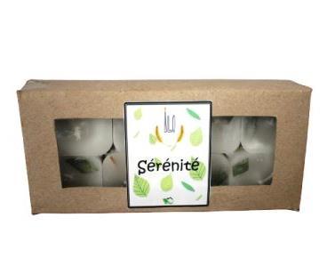 Green and Co - Bougie pm Sérénité (Citronnelle + kininipotsy)