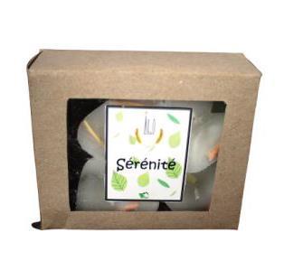 Green and Co - Bougie gm Sérénité (Citronnelle + kininipotsy)