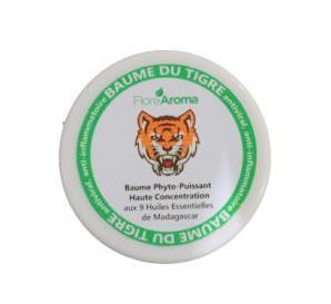 Flore Aroma - Baume du tigre phyto-puissant - aux 9 Huiles essentielles