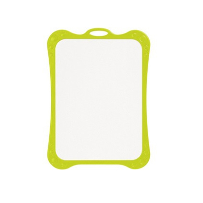 Maped - Ardoise blanche avec cadre jaune