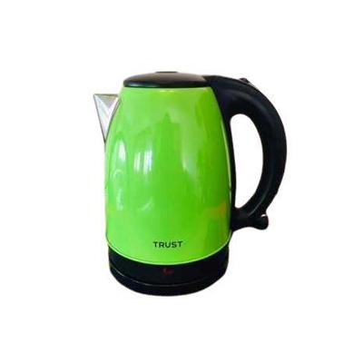 Trust - Bouilloire Vert/Noir TCK - 1,7 L