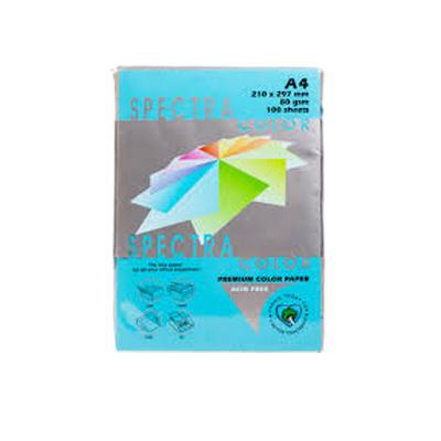 Spectra - Papier photocopie Bleu clair - 1 Feuille
