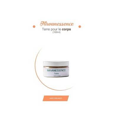Mihanta cosmetique -TERRE NIRVANESSENCE- corps100ml
