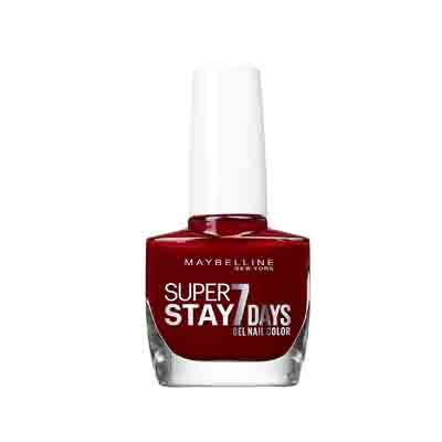 Maybelline - Vernis à ongles Superstay pro - Rouge laqué 501