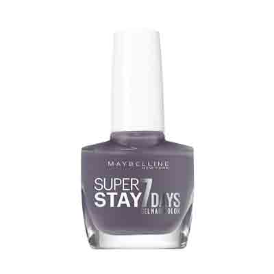 Maybelline - Vernis à ongles Superstay - Gris pastel béton 909