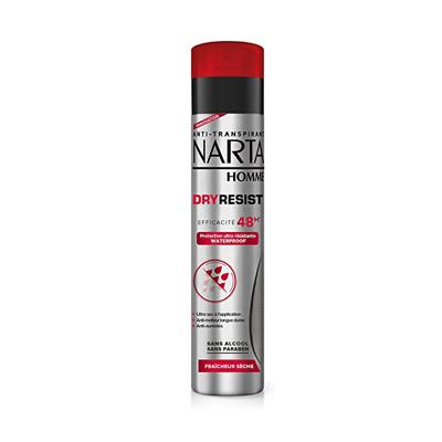Narta Homme - Déodorant spray Dry resist - 200ml