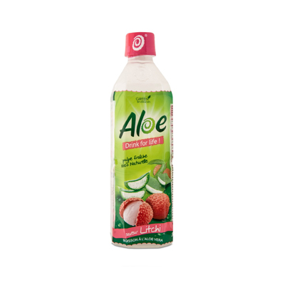 ALOE DRINK FOR LIFE - Boisson Litchi - 50Cl
