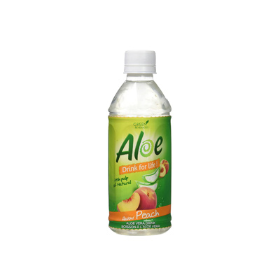 ALOE DRINK FOR LIFE - Boisson Pêche - 35cl