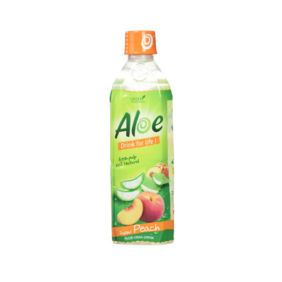 ALOE DRINK FOR LIFE - Boisson Pêche - 50Cl