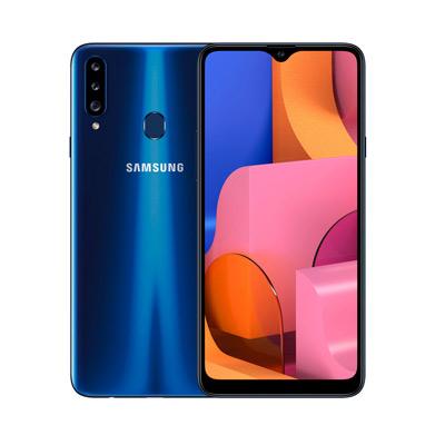 Samsung - A20s LTE Bleu