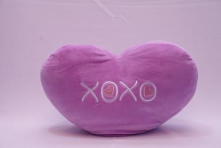 Miniso - Peluche XOXO violet