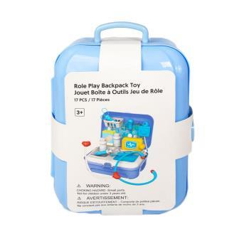 Miniso - Kit de jouet Docteur - Sac à dos