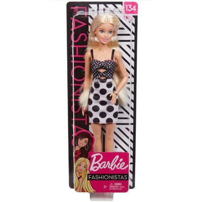 Barbie - Poupée Fashionistas 134