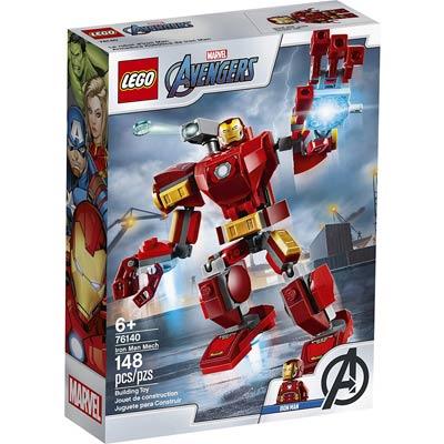 Marvel - Lego Iron Man