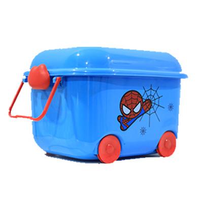 Miniso - Rangement de Jouet Marvel - Spiderman
