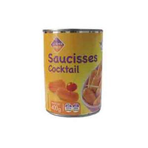 Leader Price - Saucisses cocktail - 400g