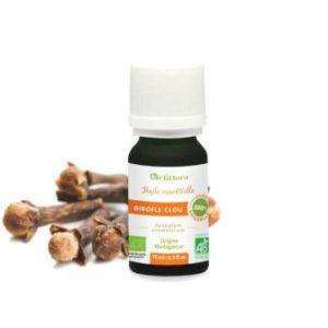 Actiflora - Huile essentielle Girofle Clou Bio - 10ml