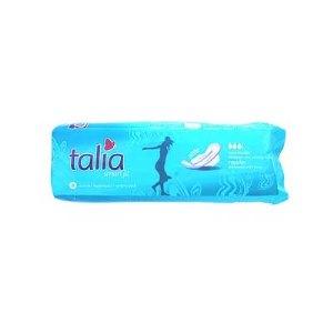 Talia bleu - serviette hygiénique jours - 8 pièces